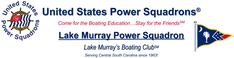 Lake Murray Power Squadron, Lake Murray's Boating Club